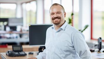 Ansprechpartner für Projektgeschäfte: Ingo Schmidberger