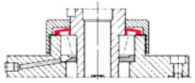 Armaturen-Poliermaschine